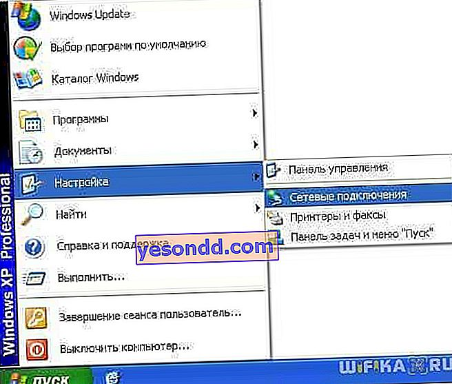 interneti Windows 8'de wifi üzerinden dağıt